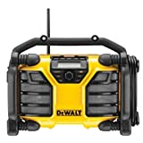 DeWalt DCR017 Baustellenradio mit Ladefunktion