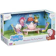 Peppa Pig Peppa Pig tomando el té 05756