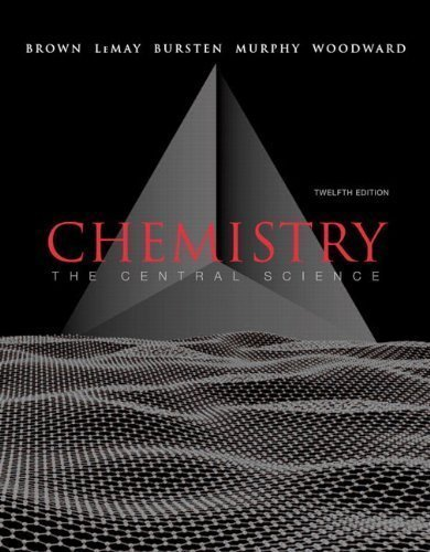 Chemistry: The Central Science Plus MasteringChemistry with eText -- Access Card Package (12th Edition) by Brown, Theodore E. Published by Prentice Hall 12th (twelfth) edition (2011) Hardcover