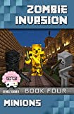 Minions (Zombie Invasion Series > Book 4) (English Edition)