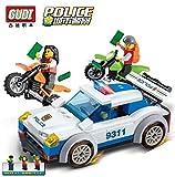 GUDI POLIZEIWAGEN POLICE CAR CHASE