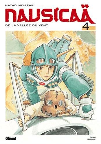 Nausicaa - Nouvelle Edition Vol.4 par MIYAZAKI Hayao