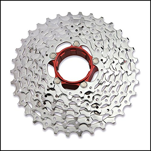 Sram Zahnkranz/Kassette PG-990 9-fach 11-13-15-17-20-23-26-30-34 silber Fahrrad
