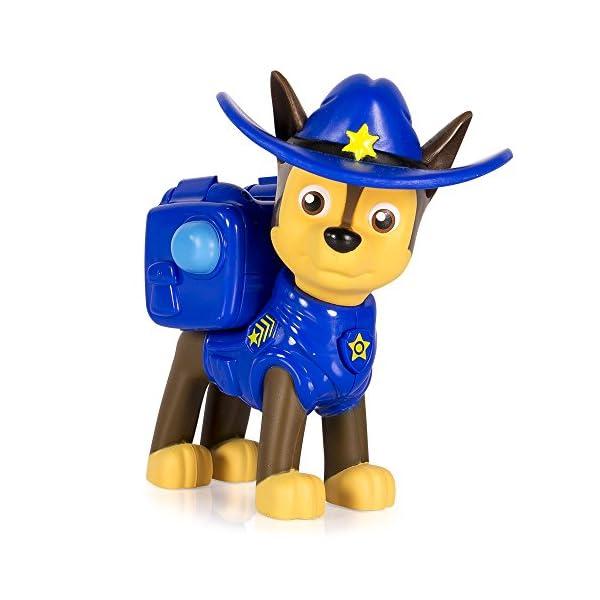Patrulla Canina - Héroes Cowboy Chase (Bizak 61926655) 1