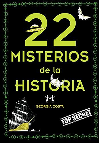 22 misterios de la historia por Georgia Costa