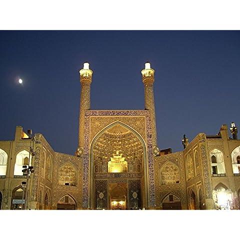 vinteja fotografia–Imam moschea di Isfahan,