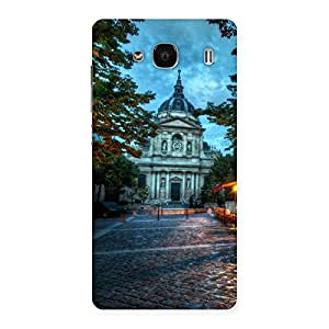 Cute Fort Vintage Back Case Cover for Redmi 2s