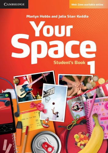 Your Space  1 Student's Book - 9780521729239