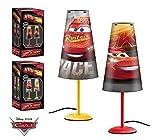 Lamp Bedside Conical DISNEY PIXAR CARS Child Room red - LQ2011