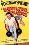 Bowling Tricks Plakat Movie Poster (11 x 17 Inches - 28cm x 44cm) (1948)