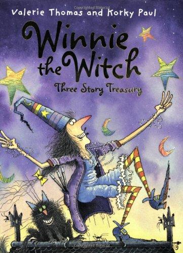 Winnie the Witch : three story treasury