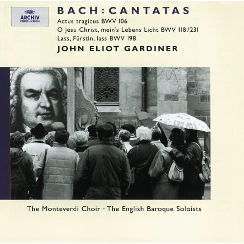 """J.S. Bach: Cantata, BWV 106 """"Gottes Zeit ist die allerbeste Zeit"""" - 1. Sonatina"""