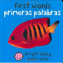 First Words/Primeras Palabras (Bright Baby)