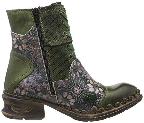 Rovers Damen Kurzschaft Stiefel Grün (kiwi/kiwi/kiwi)