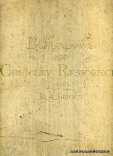 Bungalows and country residences