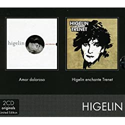 Amor Doloroso / Higelin enchante Trenet (Coffret 2 CD)