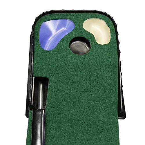Longridge Golf PUTTING MATTE PUTT 'N' HAZZARD - 4