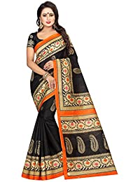 Stylla Mart Latest Collection Saree With Blouse Piece, Heavy Material Saree For Women-SMS1824_Stylla Mart