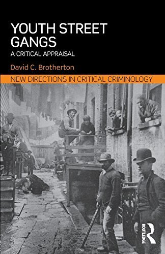 Youth Street Gangs: A critical appraisal (New Directions in Critical Criminology) by Brotherton, David C. (2015) Paperback