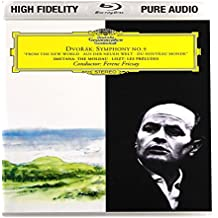 DVORAK: Symphonie No. 9, SMETANA: Die Moldau · Vltava - FRICSAY (High Fidelity Pure Audio)