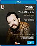 Nelsons conducts the Wiener Philharmoniker [Blu-ray]