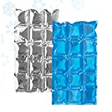Flexible Reusable Ice Cooler Freezer Pack Cubes Lunch - Best Reviews Guide