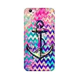 #10: Mobicture anchor and arrow Premium Printed Designer Mobile Back Case Cover For Oppo F1S