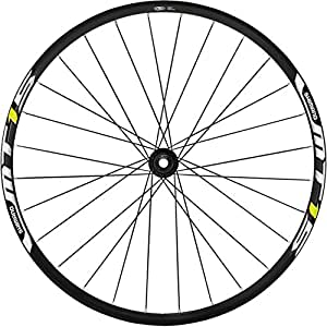 Shimano Mt15 29Er CL Wheels - Black, Front