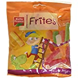Belle France Frites Candy Gélifiées Sachet de 200 g - Lot de 12
