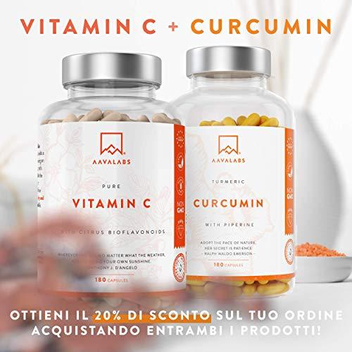 Zoom IMG-1 vitamina c naturale oltre 1000