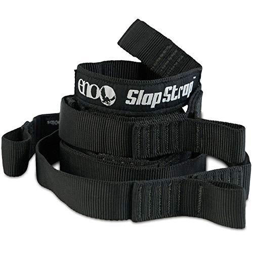 Eno Slapstrap Suspension Strap for Hammock One Size Black