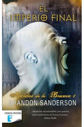Descargar gratis El imperio final de Brandon Sanderson