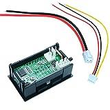 Digital Voltmeter Amperemeter DC100V 10A Panel Verstärker Volt Spannung Strom Meter Tester