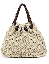 Amazon.es: Bolsos A Crochet: Equipaje
