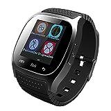 Reloj Inteligente Bluetooth Para Teléfonos Inteligentes Android Samsung Galaxy Note, Nexus, Htc, Sony (Reloj Inteligente M26).ZHA-GOO