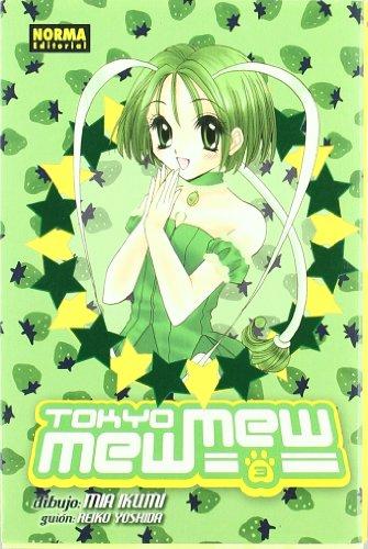 TOKYO MEW MEW 03 (CÓMIC MANGA) por Mia Ikumi