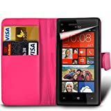 Sony Xperia Z3+ (Plus) E6553 Premium PU Leather Wallet Flip