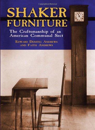 Shaker Antiquitäten (Shaker Furniture (Craftsmanship of an American Communal Sect))