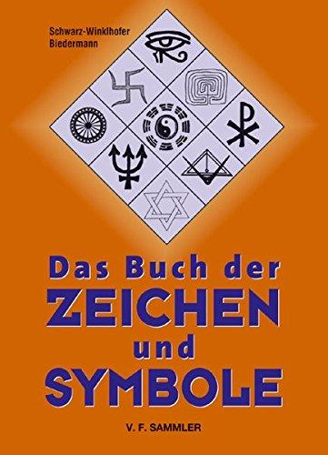 Das Buch der Zeichen und Symbole Buch-Cover