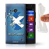 Stuff4 Gel TPU Hülle / Case für Nokia Lumia 735 /