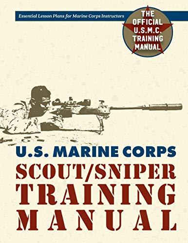 U.S. Marine Corps Scout/Sniper Training Manual