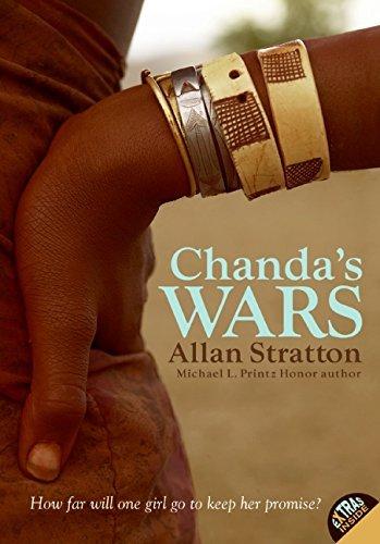 Chanda's Wars by Allan Stratton (2009-09-01)
