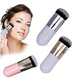 Kosmetik-Pinsel, Stil Kleid mit Gesicht Make-up Pinsel Puder Rouge-Pinsel-Werkzeug