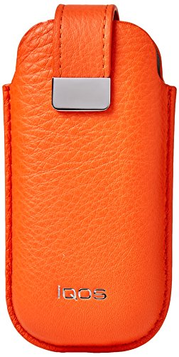IQOS LEATHER POUCH - TIGER LILY