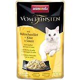 Animonda Feinsten - Hühnchenfilet & Käse - 18 x 50 Gramm