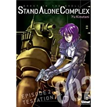 Ghost in the Shell - Stand Alone Complex Vol.2