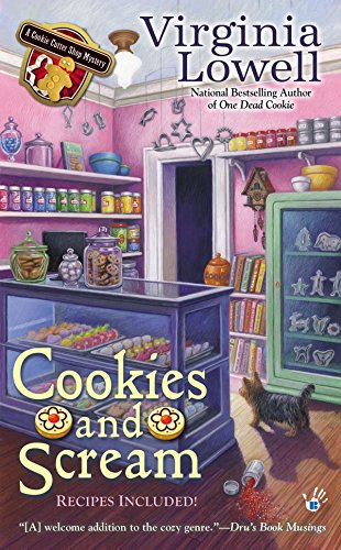 Cookies and Scream (A Cookie Cutter Shop Mystery, Band 5) -