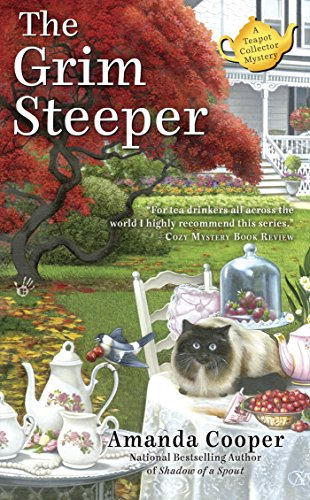 The Grim Steeper (A Teapot Collector Mystery Book 3) (English Edition)