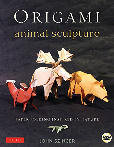 Origami Animal Sculpture: Paper Folding Inspired by Nature -