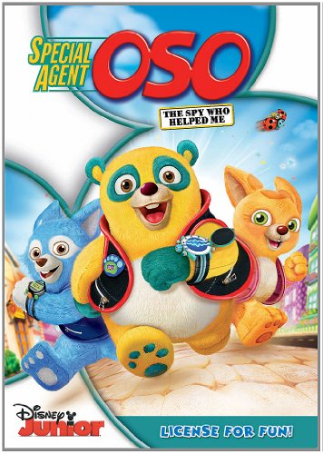 Special Agent Oso / (Ws Dub Sub Dol) [DVD] [Region 1] [NTSC] [US Import]